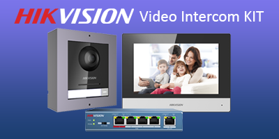 Hikvision Video Intercom KIT